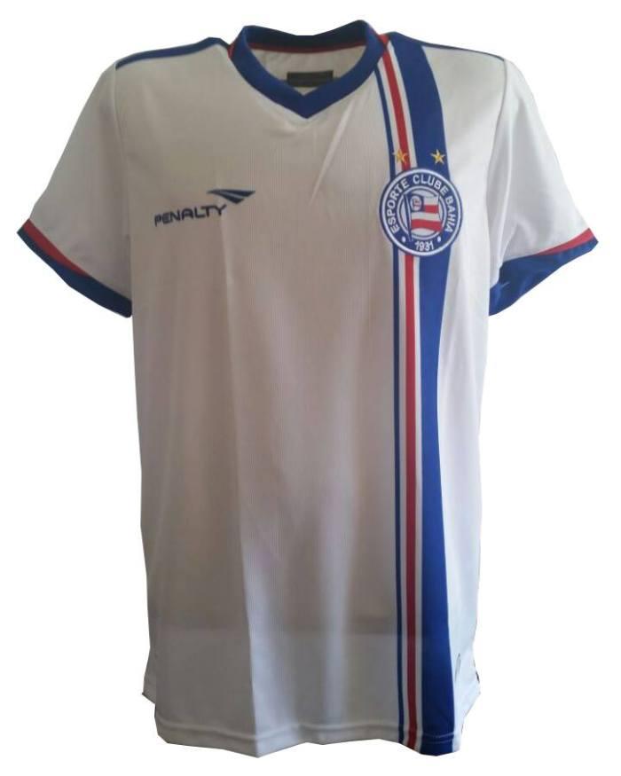 Segundo o Bahia, este novo uniforme é inspirado num de 1962. https://www.facebook.com/ecbahia/photos/pb.166133546756181.-2207520000.1417552973./796562433713286/?type=3&theater