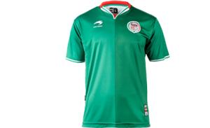 Uniforme da seleção basca