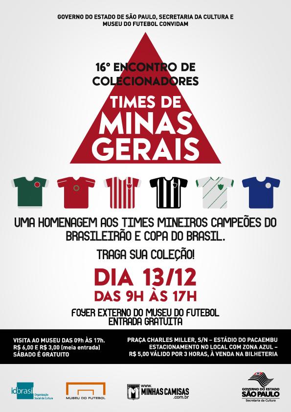 Camisas Minas Gerais RGBFIM
