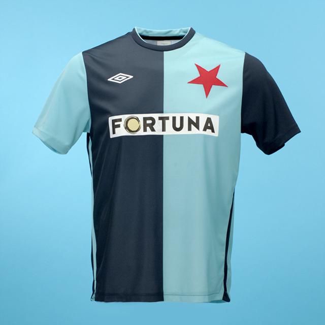 A camisa 2 do Slavia Praga