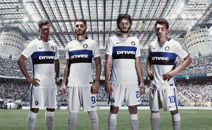 Internazionale 2015-16.