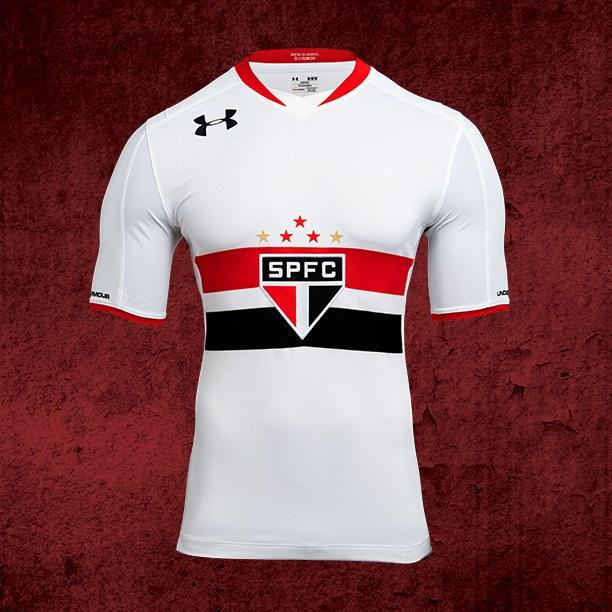 2a299be7517 Novos uniformes do São Paulo