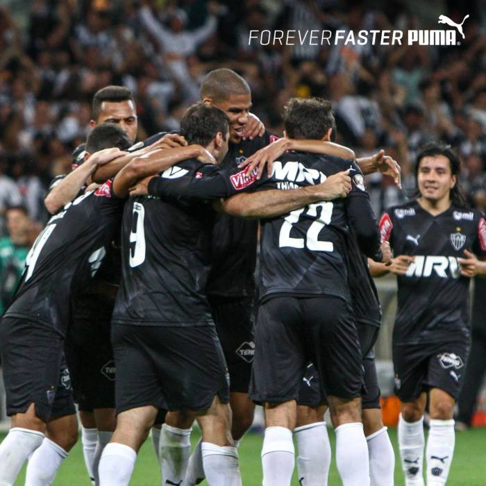 Camisa 3 do Galo em 2015, by Puma.