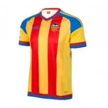 Senyera: a segunda camiseta valencianista 15-16