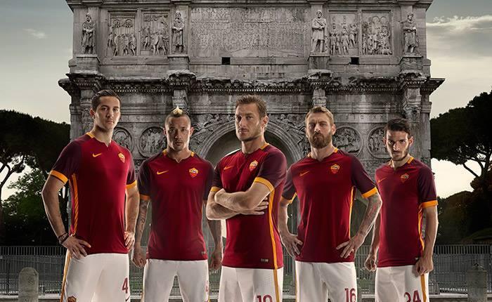 AS Roma 2015-16