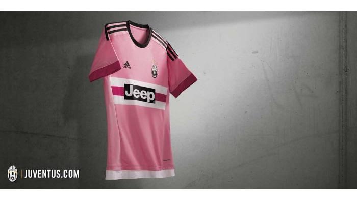 A nova segunda #maglia da Juve.