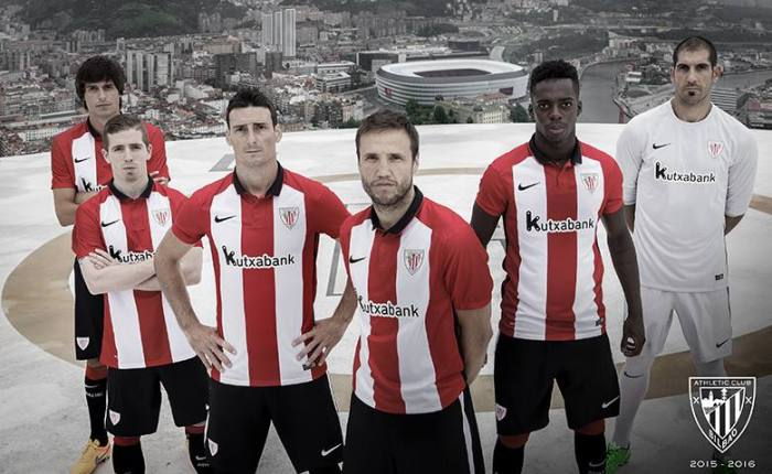 Aúpa! Athletic Club 2015-16.