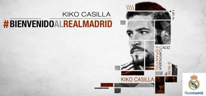 Sai Iker Casillas. Entra Kiko Casilla!