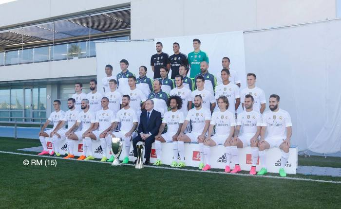 Real Madrid 2015-16