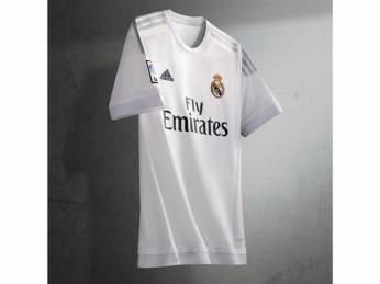 A blanca do Madrid 15-16 (Adidas)