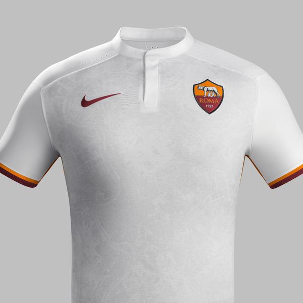 Roma Fa15_Club_Kits_PR_Match_Front_A_AS_Roma_square_600