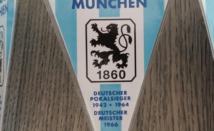 Retrô: Munique 1860. TSV München1860.