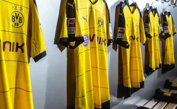 Borussia Dortmund 2015-16. A vida semKlopp.