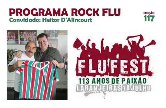 Sintonize: www.rockflu.com.br/