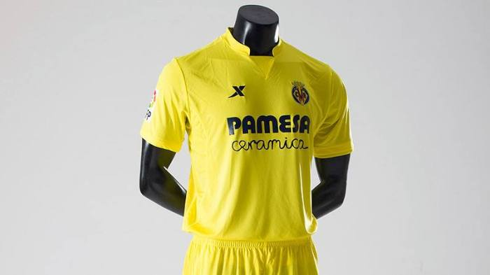 Camiseta 1 do Villareal 15-16 (Extep)