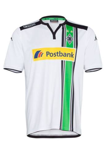 Uniforme 1 do 'Gladbach para 2015-16