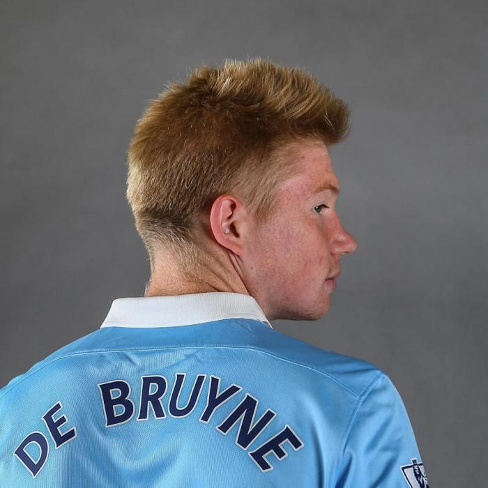 Kevin De Bruyne - - Facebook.com/MCFCofficial