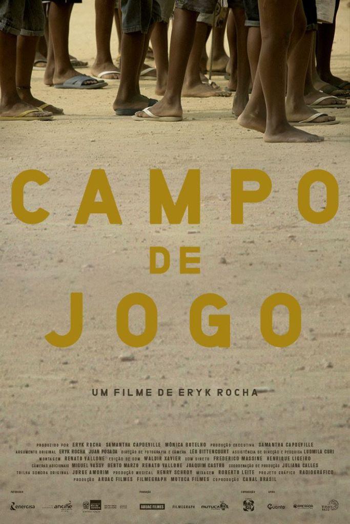 """""""Campo de Jogo"""", de Eryk Rocha, passa na mostra em 28 de outubro. 22h."""
