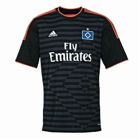 ... e a terceira camisa que a Adidas fez pro Hamburgo (HSV) 2015-16