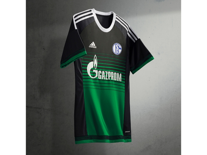 Third kit: a terceira camisa do Schalke-04 para 2015-16 é uma das mais bonitas da temporada!