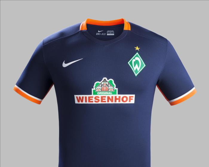 Camisa 2 do W.Bremen 2015-16.