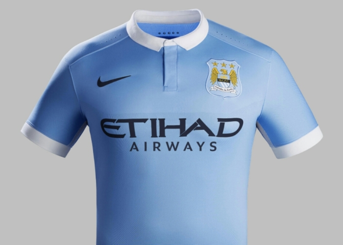 Manchester City 2015-16. Nike