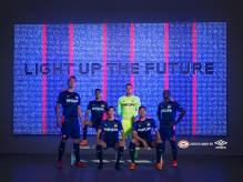 Away Kit do PSV 2015-16