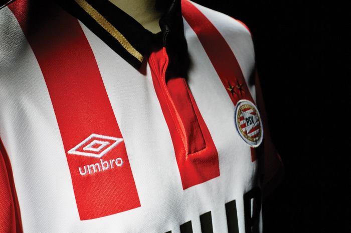 Home kit. PSV 2015-16.