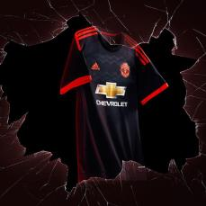 Terceira camisa do United