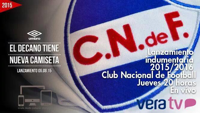 Nacional 2015-16. La nueva delBolso.