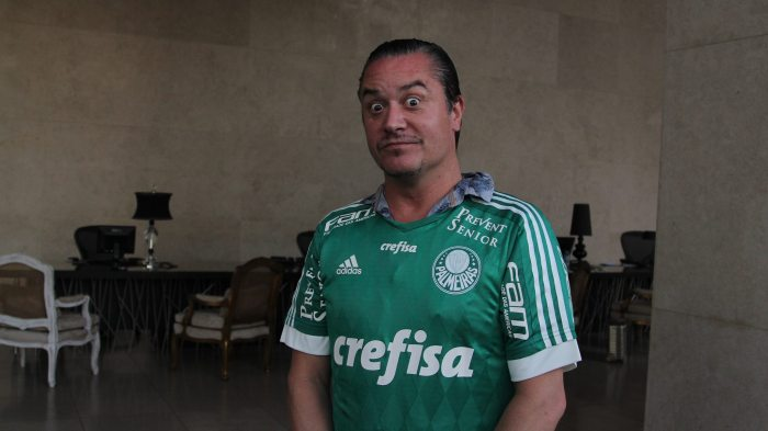 FOTO Gabriel Barbosa TV Palmeiras FAM