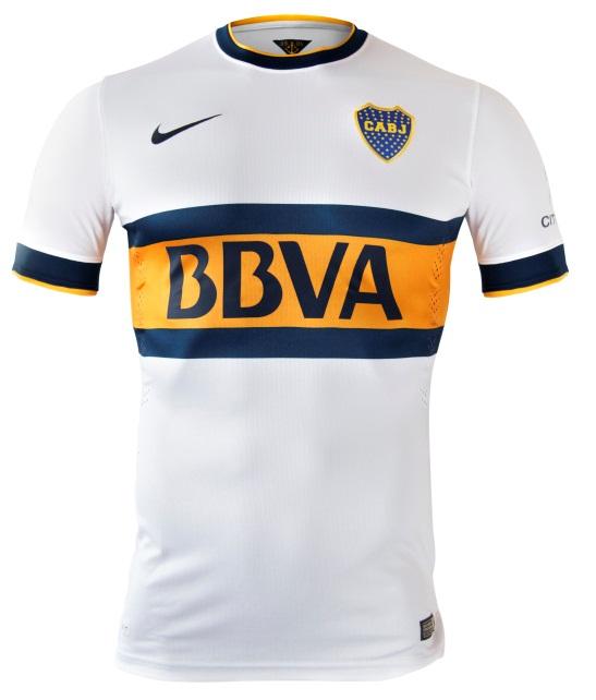 Camisa 2 do Boca 2014-15