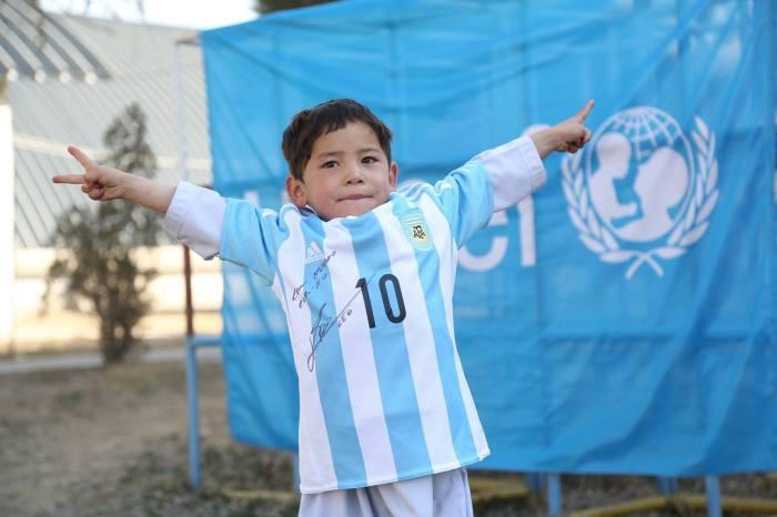 © UNICEF Afghanistan/2016/Mahdy Mehraeen #TeamUNICEF