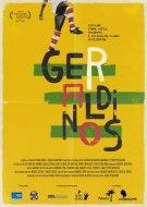 """Cartaz do filme """"Geraldinos"""": 30 de dezembro, 22 no Canal Brasil."""