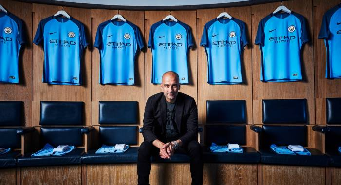 Manchester City 2016-2017