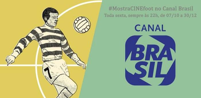 "Bora! ""Bahêa Minha Vida"" na mostra Cinefoot, do CanalBrasil."