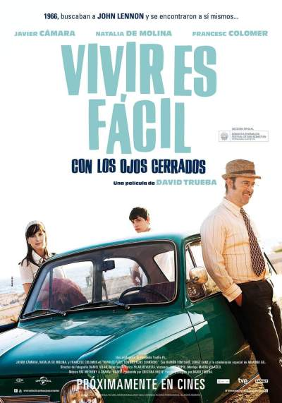 Cartaz espanhol do filme de David Trueba