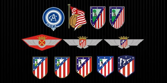 Atlético de Madrid: estádio e escudo novos em2017.