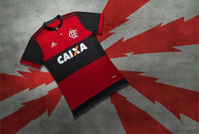 Novo manto do Flamengo