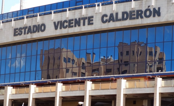 Últimos lugares: só faltam 4 jogos do Atleti por La Liga no estádio VicenteCalderón.