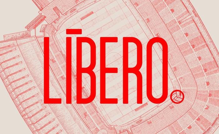 Eterno Calderón, bela campanha da revista#Líbero.