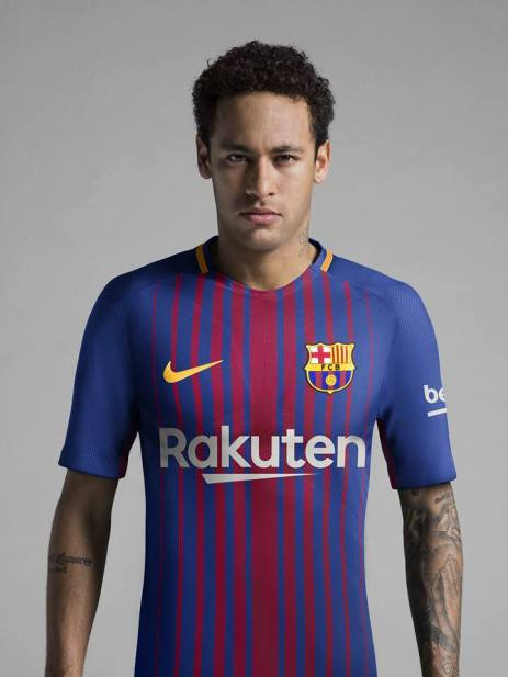 Continuará Neymar a vestir a samarreta 17-18 do Barça?