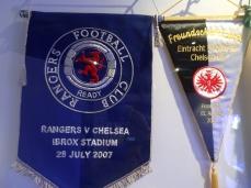 Rangers e Eintracht