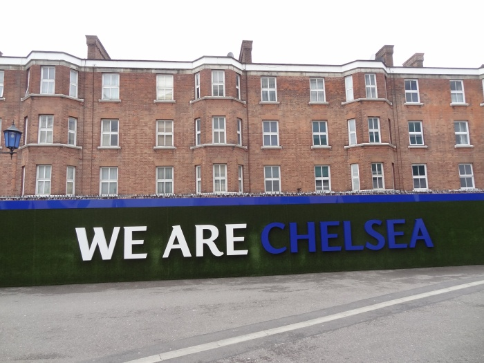 Museu do Chelsea: cultura de futebol e músicapop.