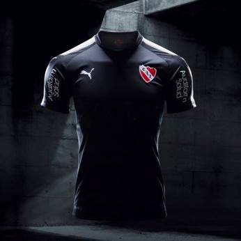 Camisa alternativa do Independiente