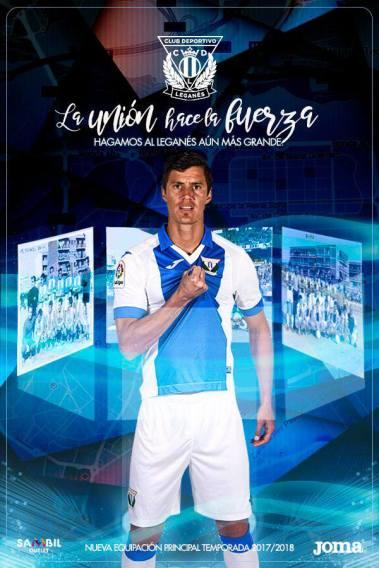 Leganés 17-18 (Joma)