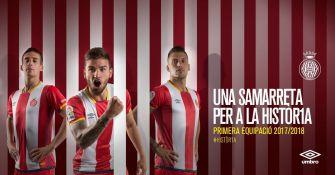 Samarreta do Girona 17-18 (Umbro)