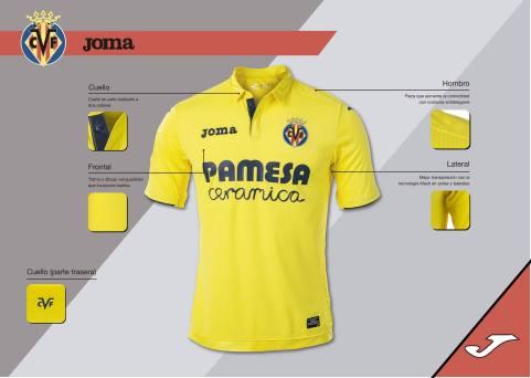 Villarreal 17-18 (Joma)