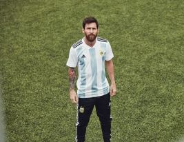 Messi levou a Argentina pra Rússia. Ganhará sua tão desejada Copa do Mundo?