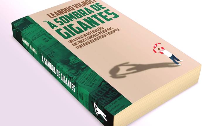 "Livro: ""À Sombra deGigantes"""